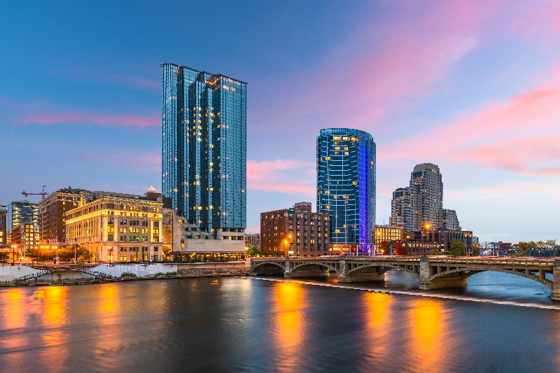 Grand Rapids may see an influx of renters working remote positions.